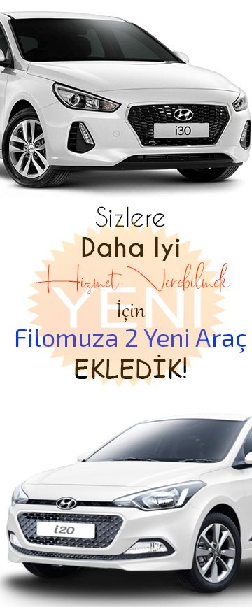 Denizli Rent A Car